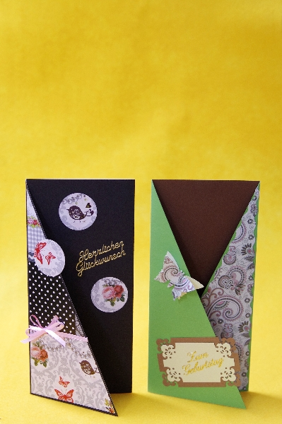 Karten, Schachteln, Taschen & Verpackungen (2)