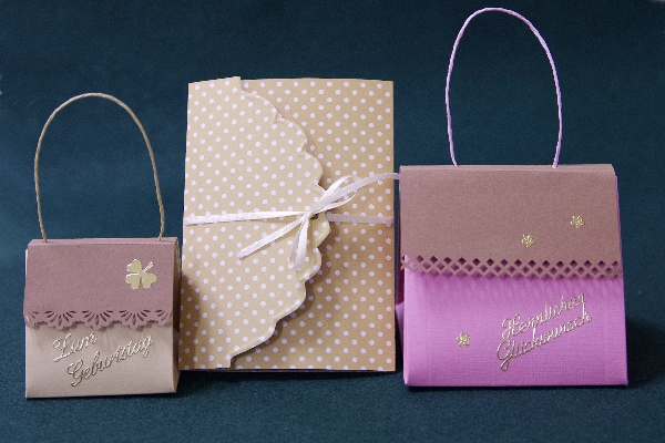 Karten, Schachteln, Taschen & Verpackungen (5)